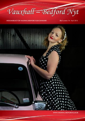 Vauxhall - Bedford Nyt April 2015