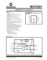 MCP2551 - OBD-2 net