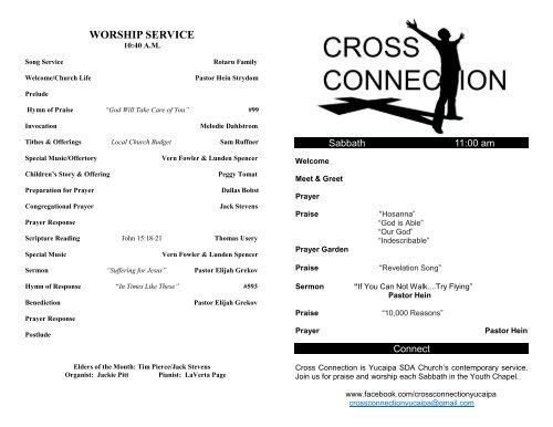 Download - Yucaipa Seventh-day Adventist Church - Adventistfaith org