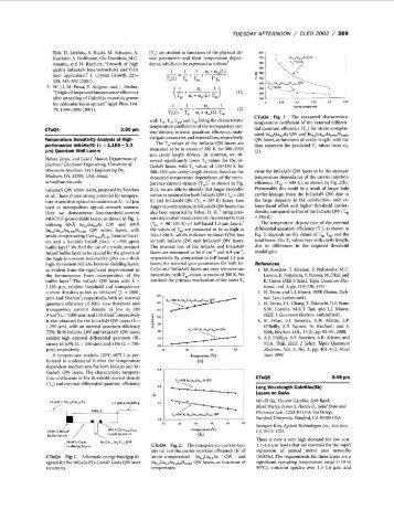 Long wavelength GaInNAs(Sb) lasers on GaAs ... - Seth R. Bank