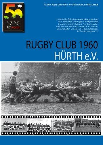 50 Jahre RC Hürth