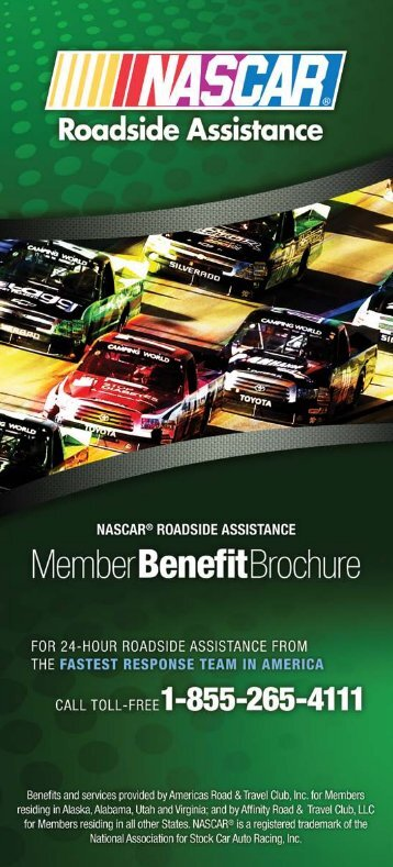Member Benefit Brochure - Good Sam Club