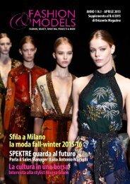 Fashion & Model Aprile 2015 n°1