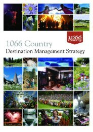 1066 Country Destination Management Strategy - Rother District ...