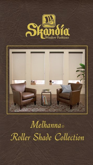 Melhanna® Roller Shade Collection