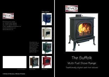 Suffolk brochure - Woodstoves.co.uk