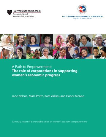 Path to Empowerment Report