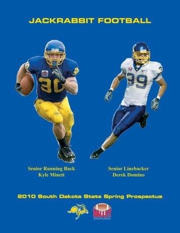 Spring Prospectus - South Dakota State University Athletics