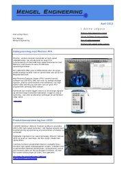 18-04-2013 - Mengel Engineering
