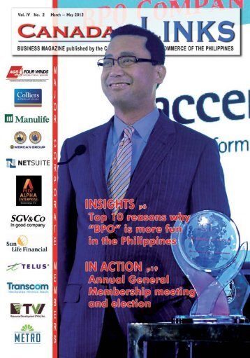 2 - Canadian Chamber of Commerce of the Philippines
