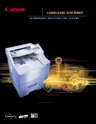 Brochure - Printer Copier Fax - Repair Service