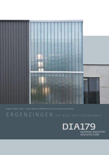 ERGENZINGEN DIE NEUE SPRITZGUßFABRIK - DIA 179