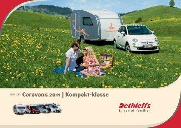 Caravans 2011 | Kompakt-klasse