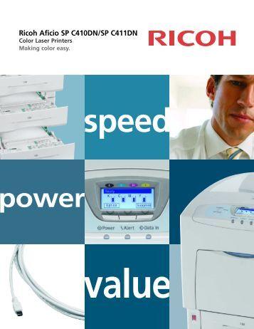 Ricoh aficio 270 pcl 6