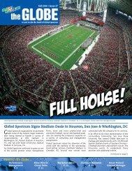 Around the Globe... Global Spectrum Signs Stadium Deals In ...