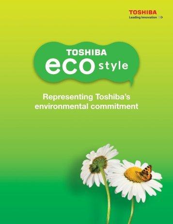Brochure - Toshiba