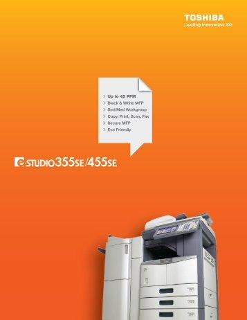 Brochure (PDF) - Toshiba
