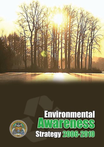 Cork County Council Environmental Awareness ... - Ask About Ireland