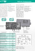 Optische Komponenten Optical components - Tekno Group - Seite 3