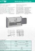 Multischalter Multiswitches - Tekno Group - Seite 3