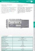 Multischalter Multiswitches - Tekno Group - Seite 4