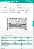 Multischalter Multiswitches - Tekno Group - Seite 6