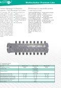 Multischalter Multiswitches - Tekno Group - Seite 7