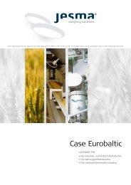 case eurobaltic - Jesma Vejeteknik A/S