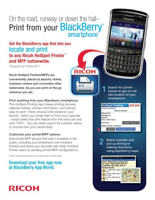 Download the hotspot printing app user guide ricoh usa.