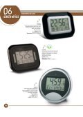 144 water powered clocks • 146 radiocontrolled ... - Cartomarket - Page 4