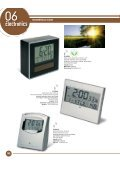 144 water powered clocks • 146 radiocontrolled ... - Cartomarket - Page 6