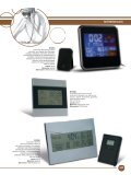 144 water powered clocks • 146 radiocontrolled ... - Cartomarket - Page 7