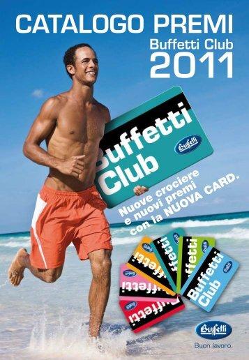CATALOGO PREMI - Buffetti Club