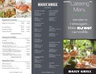 Catering Menu - Dine Here US