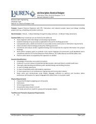 application development support job description