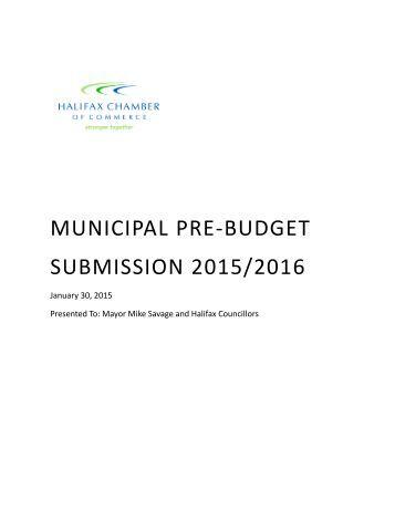 Municipal-Pre-Budget-Submission-2015-2016-Final