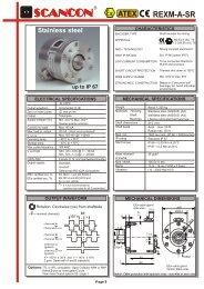 download datasheet shaft encoders