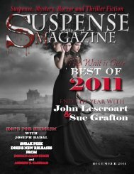 Suspense Magazine December 2011