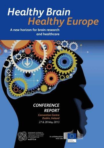 Dublin report - European Brain Council