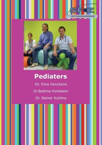 Pediaters - Sfz.be