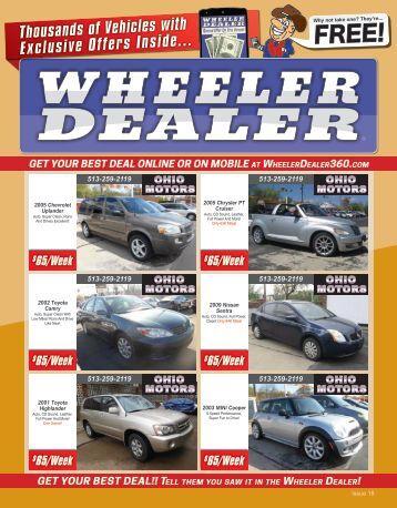 Wheeler Dealer 18-2015