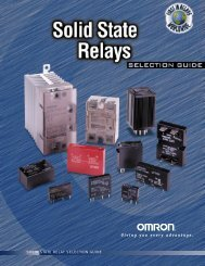 Solid State Relay Selection Guide - Relay Specialties, Inc.