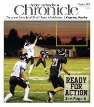 Chronicle - Laramie County School District #01