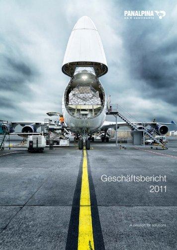 Geschäftsbericht 2011 - Panalpina