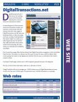 Click to download media kit - Digital Transactions - Page 6
