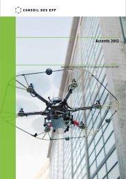Rapport sur le budget 2012 - ETH-Rat
