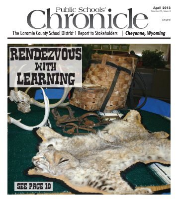 Public Schools' Chronicle - Laramie County School District #01