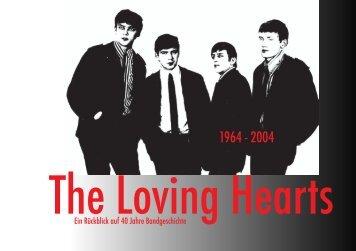 Loving Hearts Broschüre - The Loving Hearts