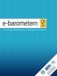e-barometern Q1 2011 - Hui