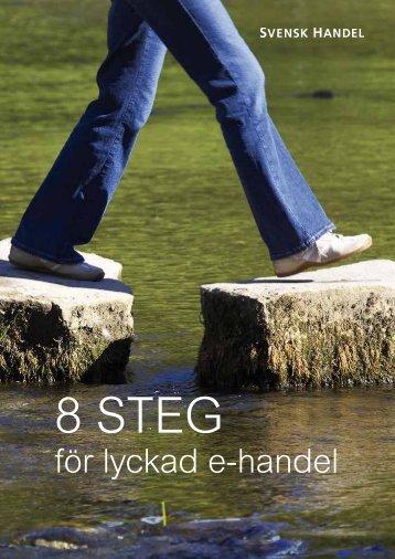för lyckad e-handel - Svensk Handel